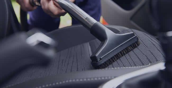 Higienização de Carro